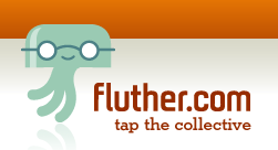 Fluther logo